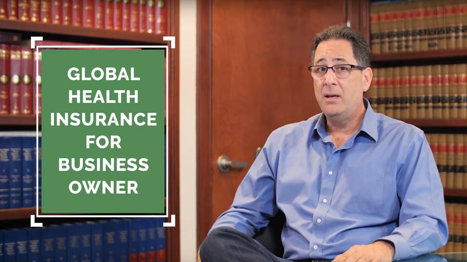 global health insurance for business owner