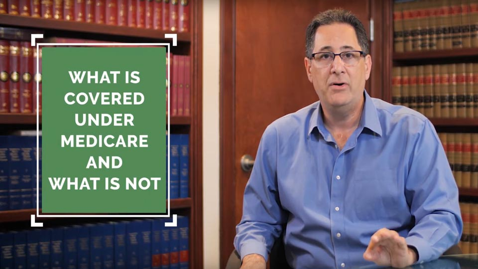 what is covered under medicare and what is not