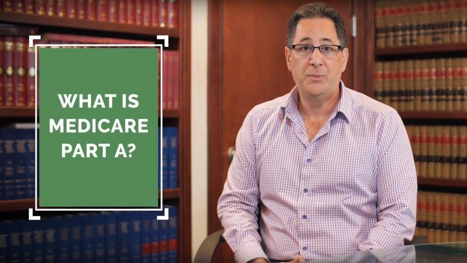matt gold What is Medicare part A?