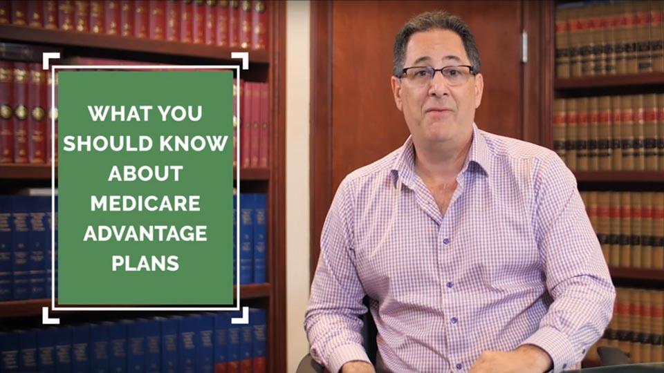 What you should know about Medicare advantage plans